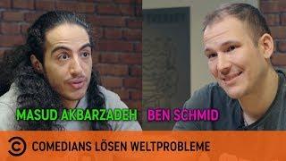 Comedians lösen Weltprobleme - mit Masud & Ben |Rechtsruck |Comedy Central DE
