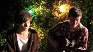 Seaside (The Kooks Cover) performed by Gid Sedgwick & Edward T. Cooke