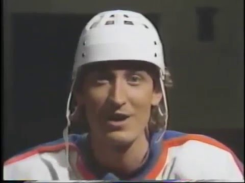 Gretzky: Hockey Equipment Tips (1986)