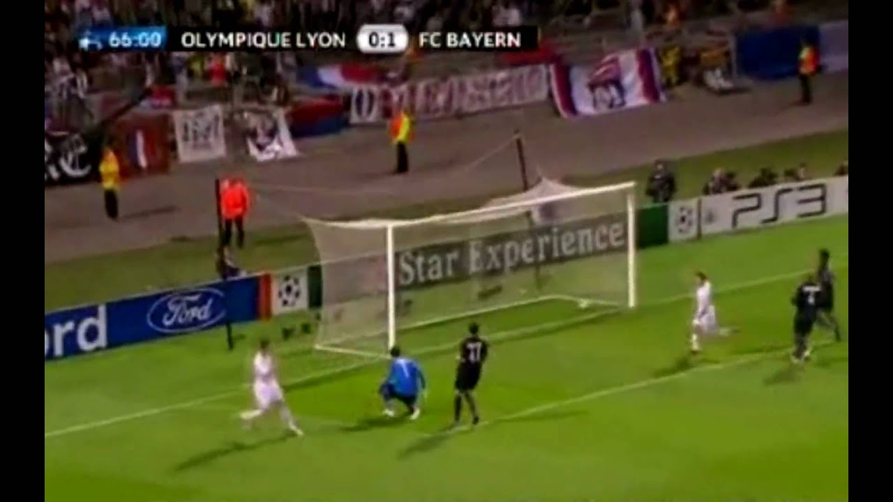 Bayern Olympique Lyon