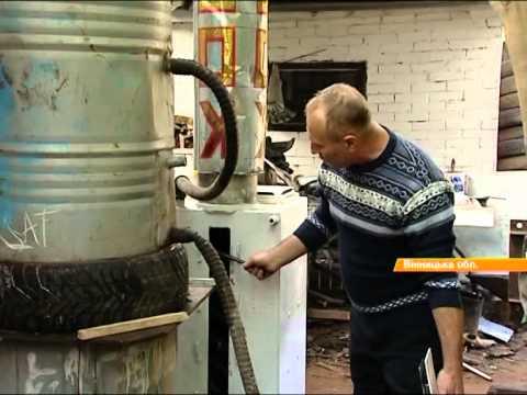 Винничанин изобрел способ обогрева без газа