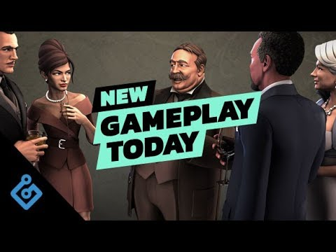 New Gameplay Today – SpyParty