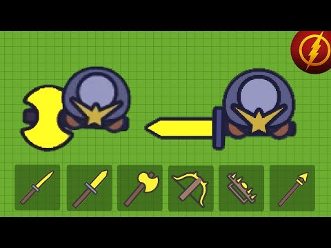 HOW TO GET ALL THE NEW GOLD WEAPONS?! (Moomoo.io update)