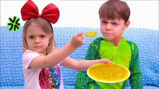 Bogdan are grija de Anabella Istoriara amuzanta pentru copii