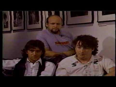 Dash Rip Rock on MTV News