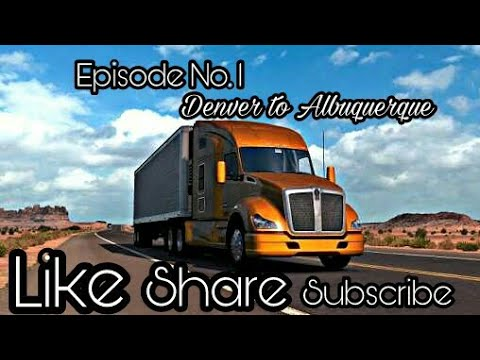 Gaming Series #1 episode... delivery  from denver to albuque