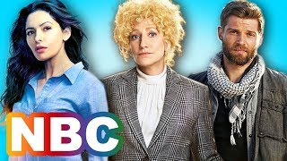 connectYoutube - NBC Fall TV 2017 New Shows - First Impressions