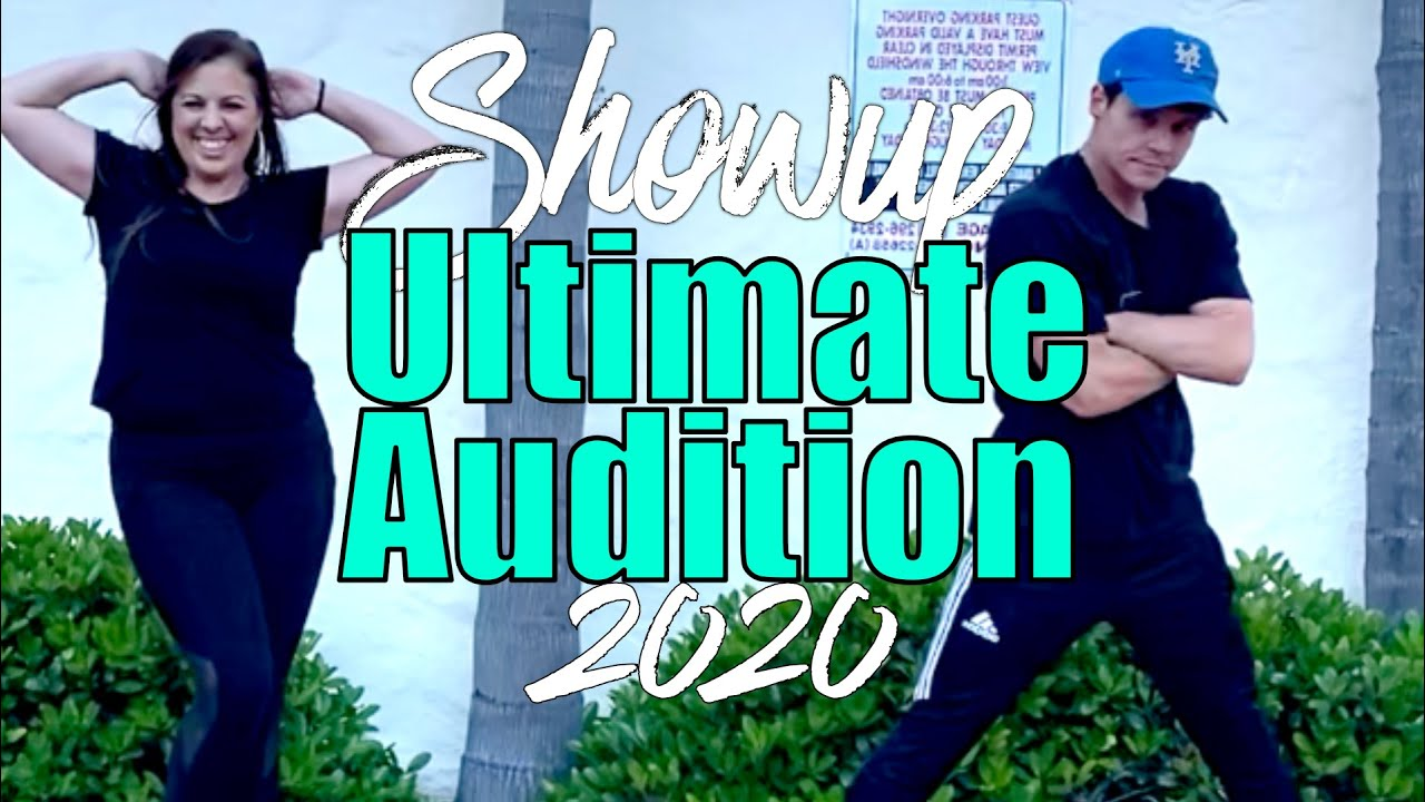 ShowUp Ultimate Audition 2020 // Performance