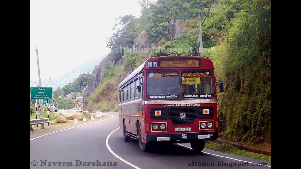 Sltb Panadura 64 Ketawatta Bus Service Full Documentary Sltbbus Blogspot Com Youtube