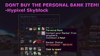 piggy bank hypixel # 5