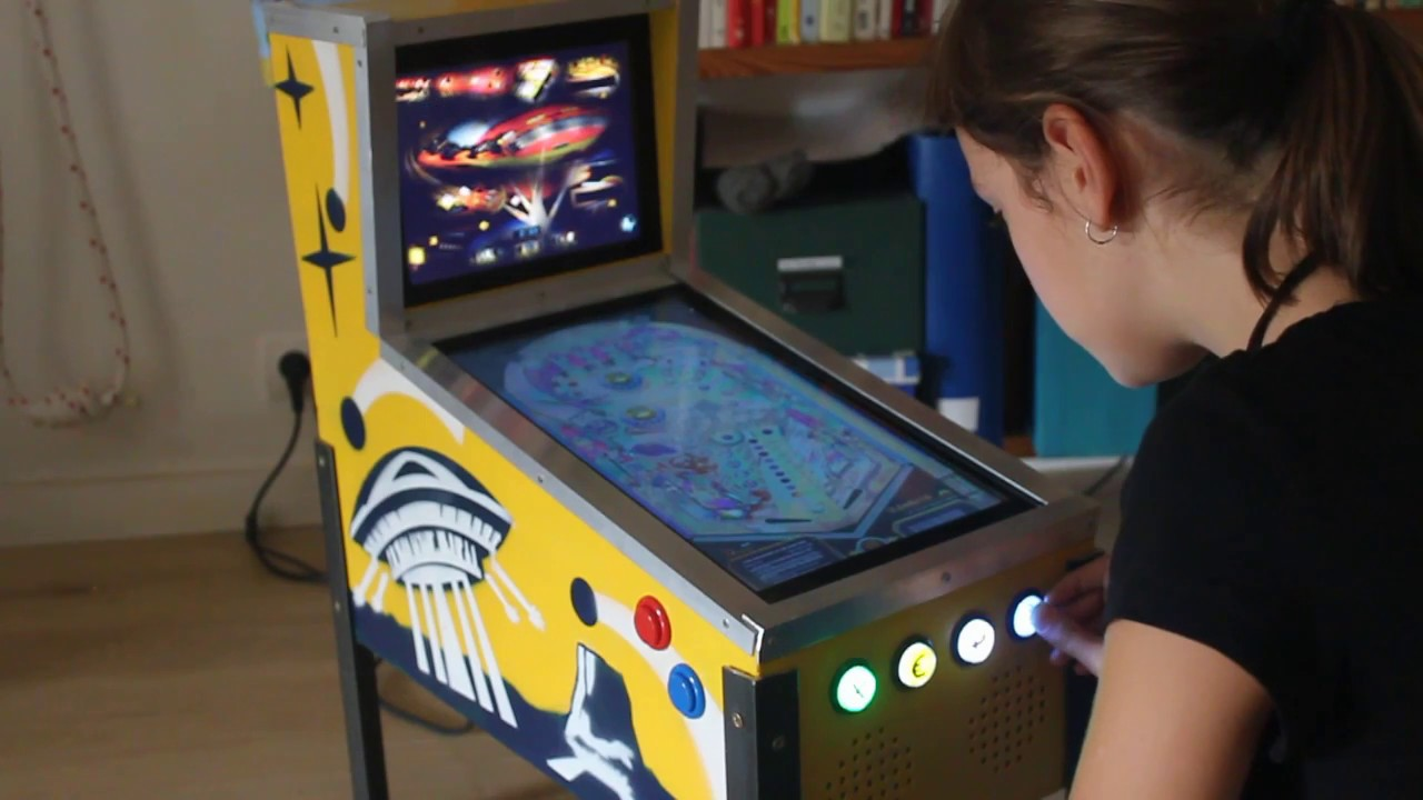 Pocket Virtual Pinball  retroplaneta com