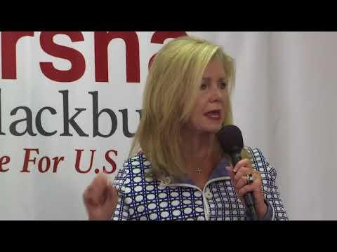 Blackburn Vs. Bredesen In Tennessee Senate Race