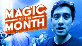 Where in the World Am I? | MAGIC OF THE MONTH | Zach King (February 2019)