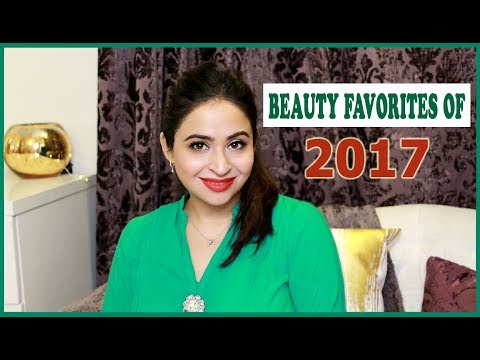 2017 FAVORITE MAKEUP PRODUCTS! | Food.Glam.Life