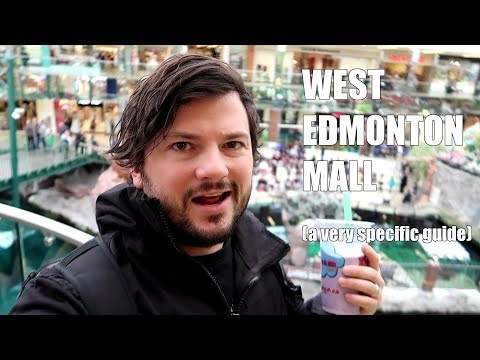West Edmonton Mall - A Very Specific Guide