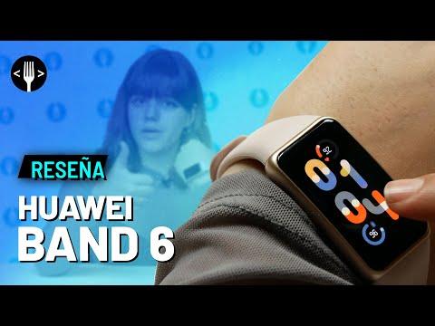 Huawei Band 6: casi un reloj inteligente, pero mucho más económico