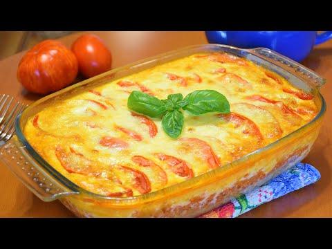 Вкуснятина из кабачков с мясом и сыром ✧ Запеканка