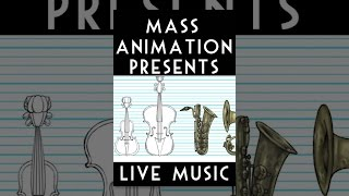 Mass Animation Presents Live Music