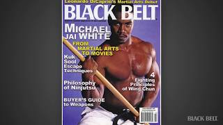 Michael Jai White on Success, Discipline, Black Belt Magazine, Kyokushin Karate and Joe Lewis (2014)(http://www.blackbeltmag.com?video=1 In this exclusive interview filmed during his cover shoot for the October/November 2014 issue of Black Belt magazine, the ..., 2014-09-24T22:00:05.000Z)