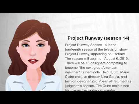 Project Runway (season 14) - Wiki Videos