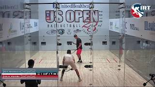 2018 US Open: Semi-Final: K. Waselenchuk vs A. Parilla