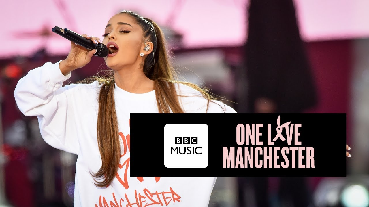 One Love Manchester concert: Ariana Grande praised by BBC