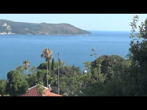 View to Bay of Kotor from Herceg Novi, Montenegro