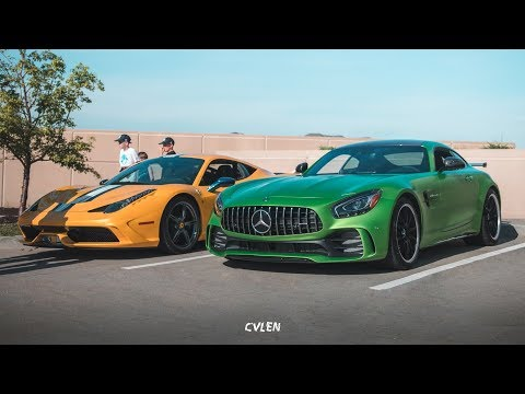 SUPER & HYPER CARS OF NEBRASKA // CVLEN
