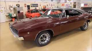 1968 Dodge Charger - Vintage Motorcars - Sun Prairie, WI