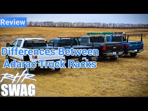 adarac truck rack entire lineup review rhrswag com