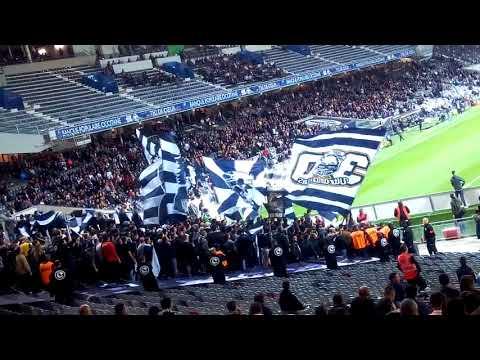 Ambiance  Parcage -Toulouse FC / FC Girondins de Bordeaux - 2017 2018
