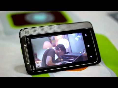 HTC 7 Surround Video, Sound, Speakers Test