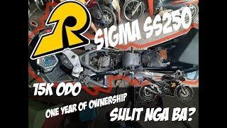 Rusi Sigma ss250 | One year of ownership | Suri nga ba si Rusi?