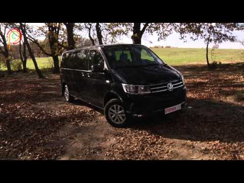 TEST | VW Caravelle