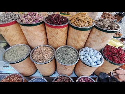 Dubai Spice Souk (Market) 2020