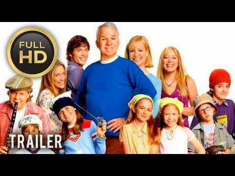 Cheaper by the Dozen trailer