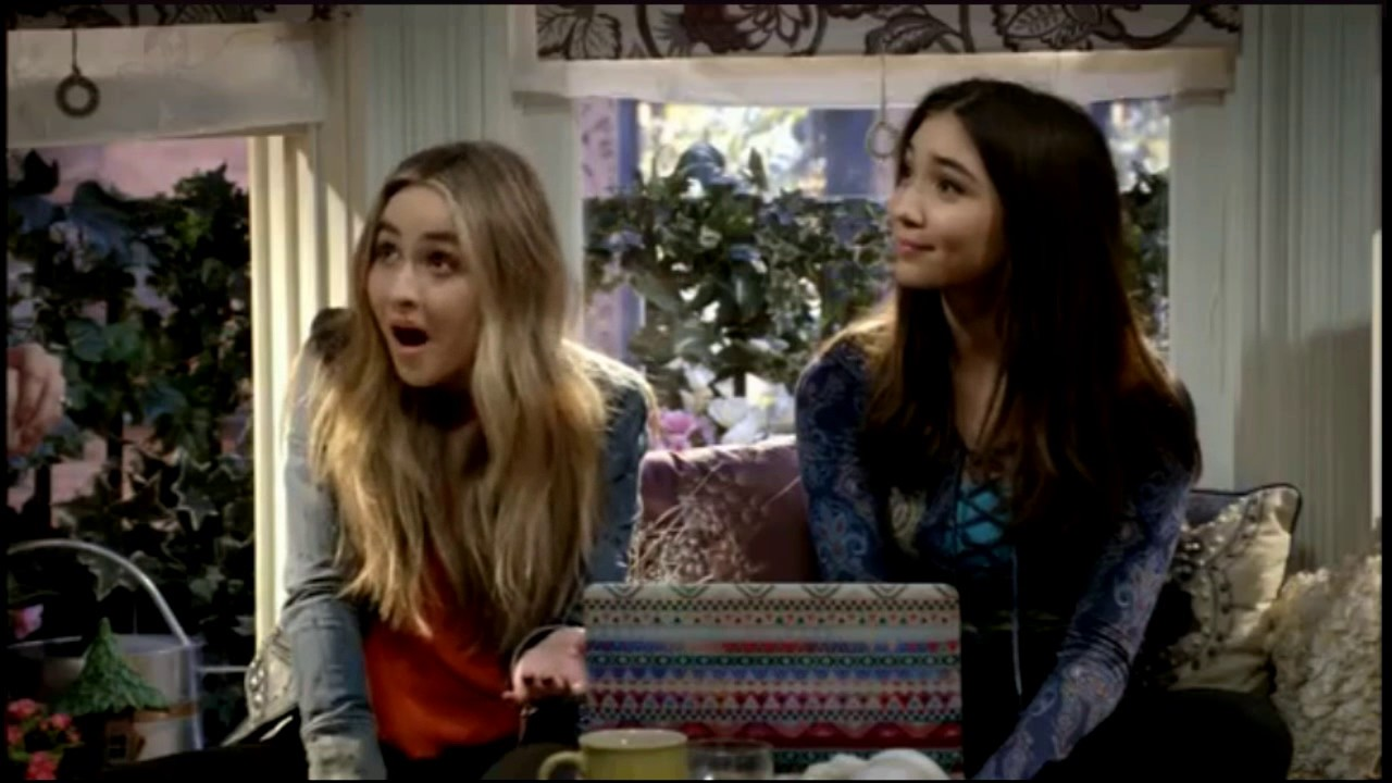 Girl meets world girl meets her monster