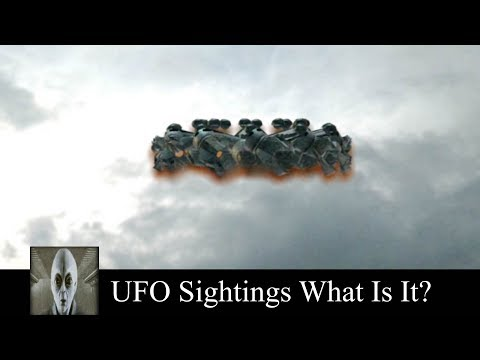 UFO Sightings What Is It October 1st 2018