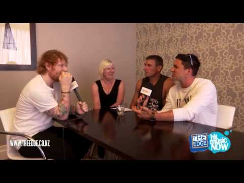 Ed Sheeran's last interview before his massive break