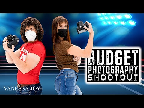 BUDGET Photography Gear SHOOTOUT | ft. FroKnowsPhoto Jared Polin | Ep 1