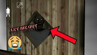 How to trap granny and your self in the sauna (GRANNY HORROR GAME V1.4)