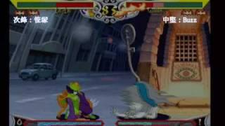予選Aリーグ 次鋒:笹塚vs中堅:Buzz.