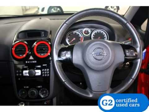 2011 Opel Corsa 14 Colour Edition 3dr Auto For Sale On Auto Trader