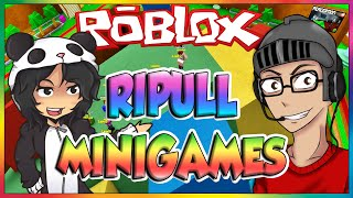 ROBLOX-playing minigames with Godenot. (Ripull Minigames)