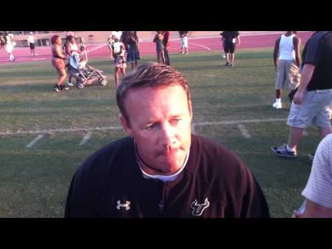USF Football: Green and Gold Bowl- Mark Snyder