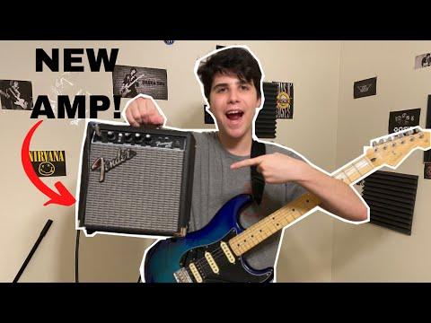Fender Frontman 10G Review! Best Practice Amp?