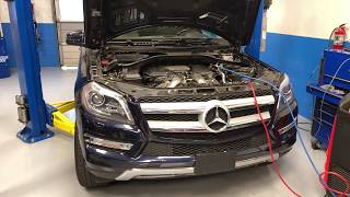 Mercedes Benz Gl450 278 Engine Misfire Detected - Atlanta GA  Part 1