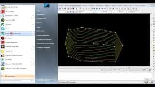 Построение горизонталей в AutoCAD Civil 3D.