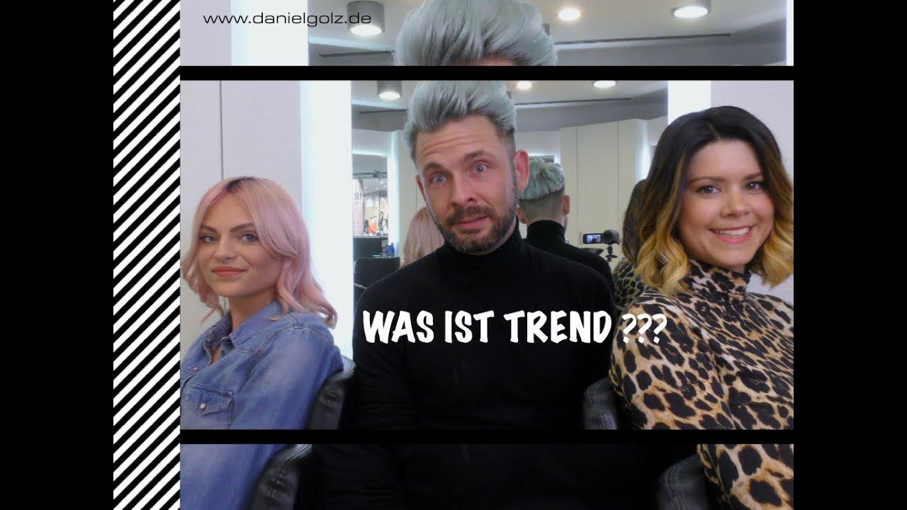 Was Ist Trend Stelle Diese Frage Keinem Friseur