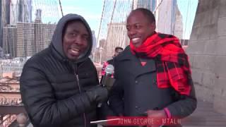 Said Abahenya Mtanzania Anayesoma Marekani akiwa na Swahili Diaspora Tv